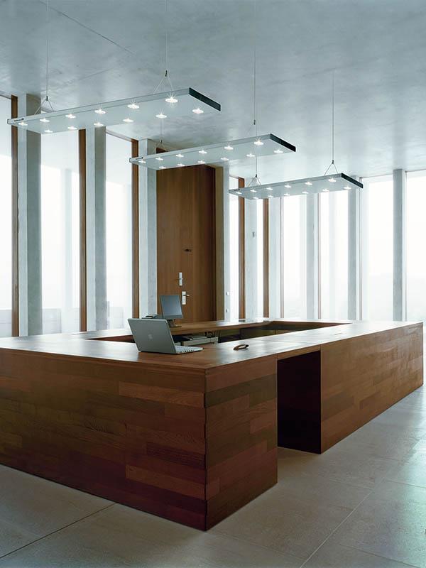 Ofis Aydınlatması - Sarkıt Aydınlatma - Hybrid Led